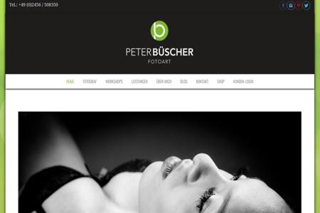 Peter Büscher Fotoart - Shopsysteme24