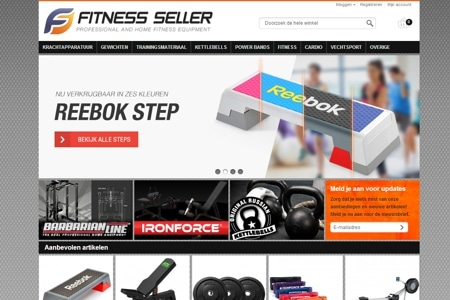 Fitness-Seller - Shopsysteme24