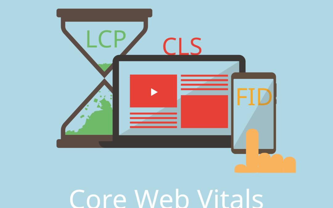 Web Vitals kurz erklärt - Shopsysteme24